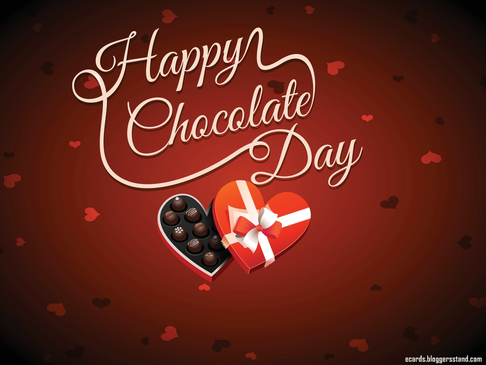 Happy Chocolate Day date 9th feb 2021 valentines day week wallpapers