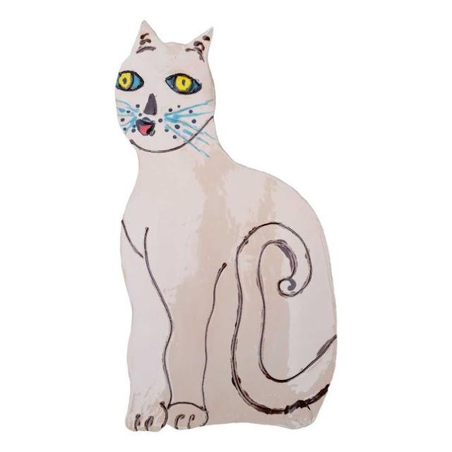 Cat themed wall decor Tomcat