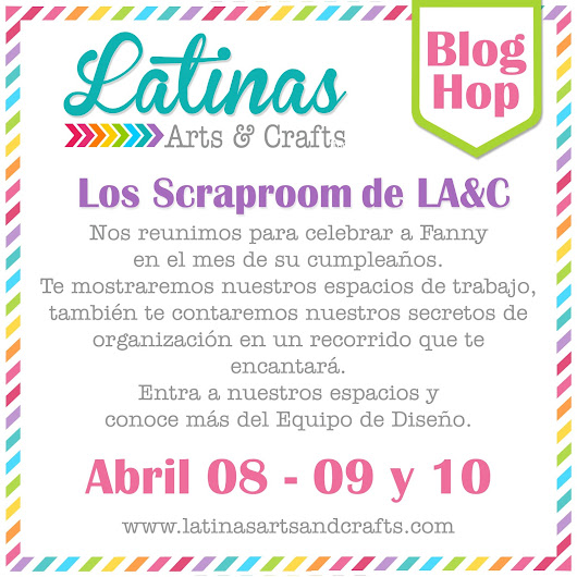 Scraproom Blog Hop