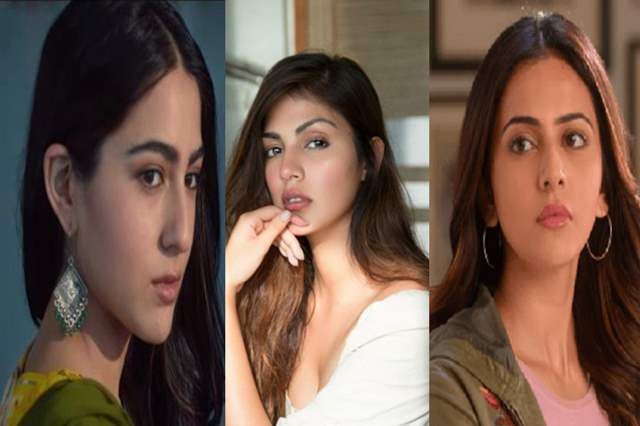 Sushant Singh Rajput Case: Rhea Chakroborty revealed Bollywood celebrity names in drug case