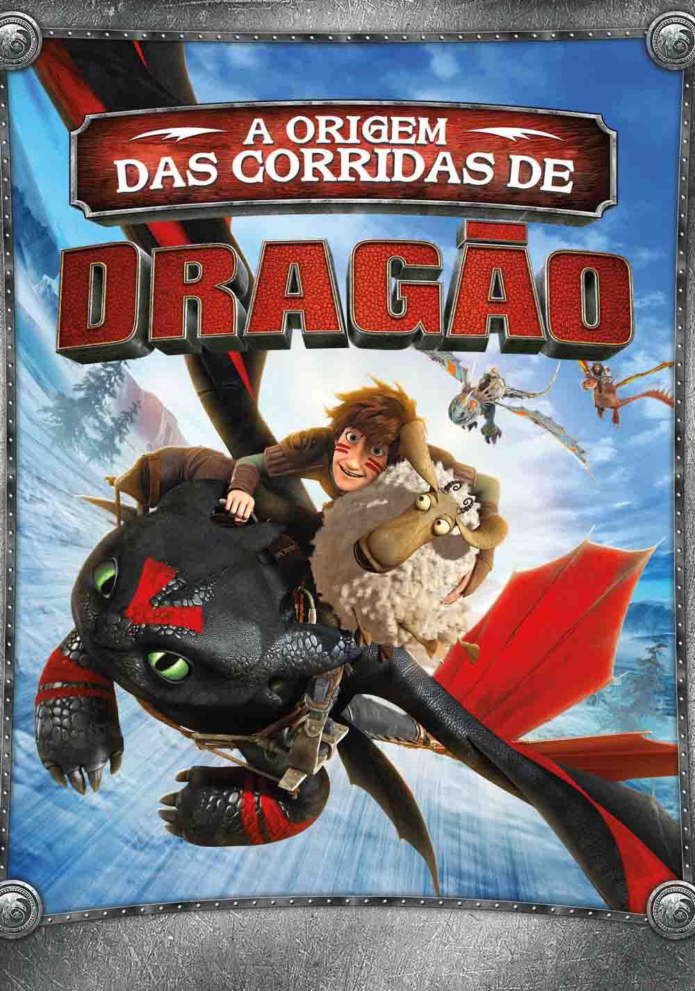 Dragões: A Origem das Corridas de Dragão Torrent – Blu-ray Rip 1080p Dublado (2015)