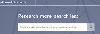 microsoft academic-perpustakaan online yang dapat diakses secara elektronik