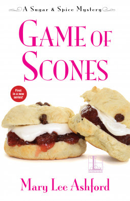 Game of Scones by Mary Lee Ashford