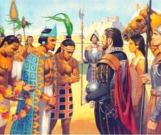 Aztekler ve İspanyollar