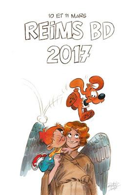 Affiche Reims BD 2017