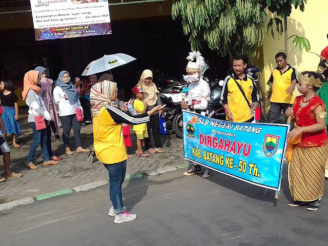 Karnaval SLB Batang