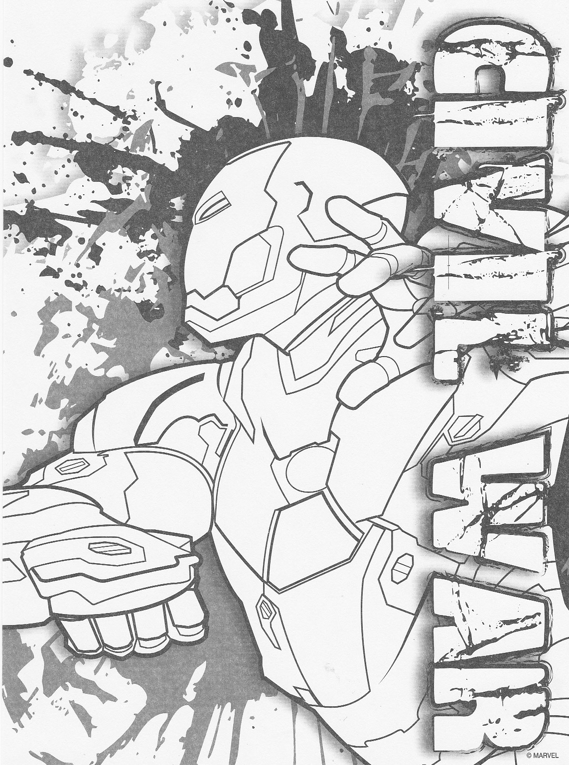 superstition is all we have left: captain america civil war ... - Civil War Coloring Pages Kids