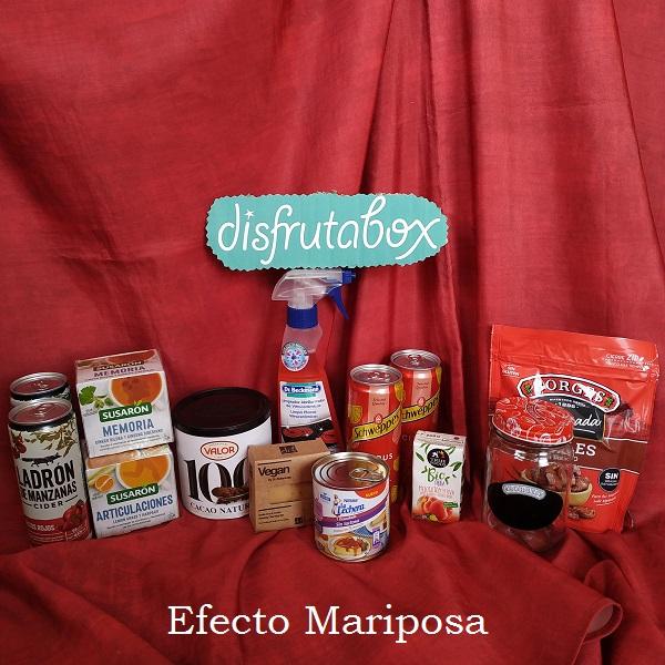 Disfrutabox Efecto Mariposa