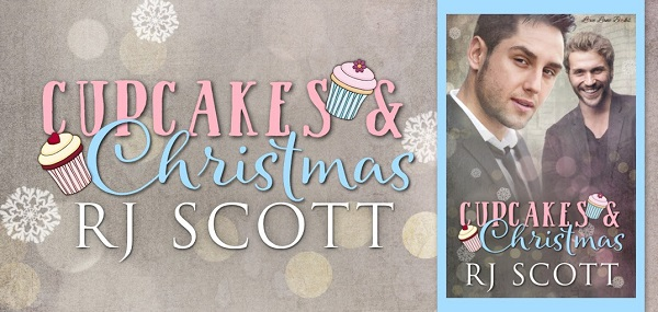 Cupcakes & Christmas by RJ Scott