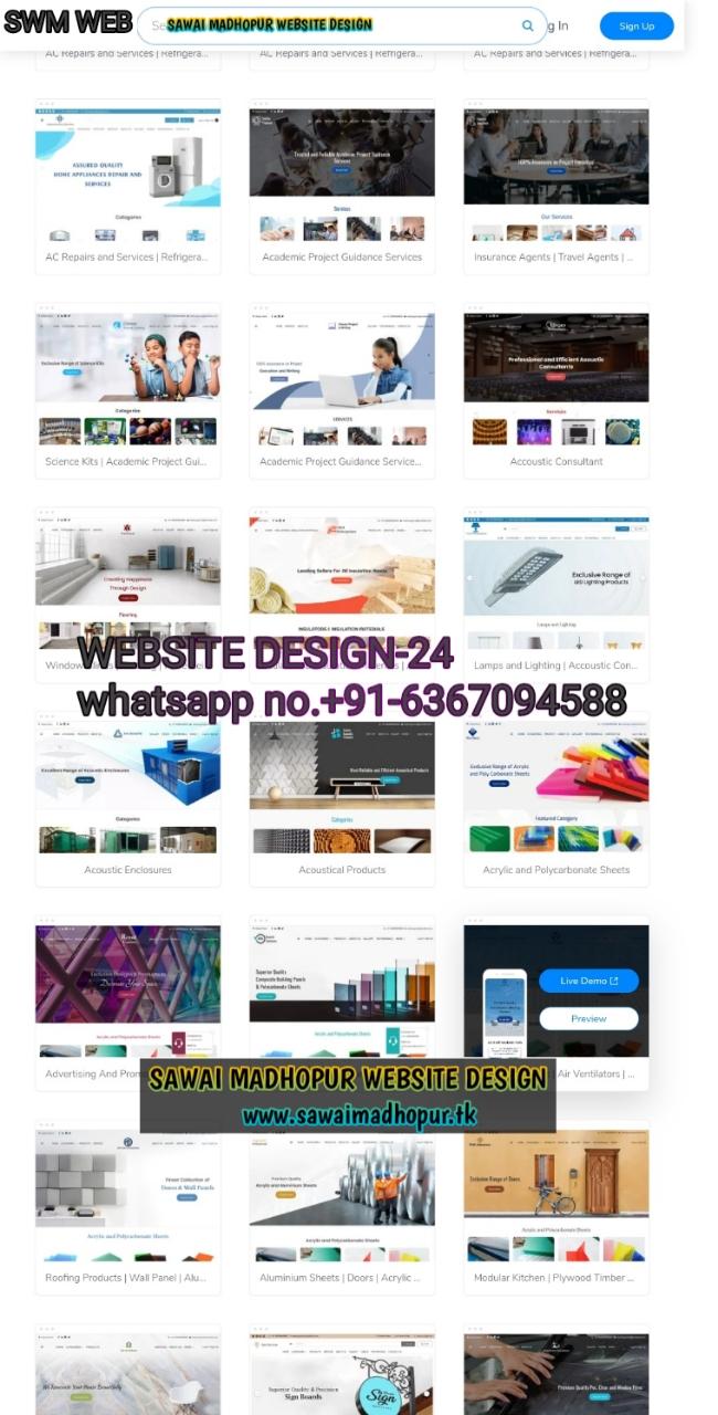 Website design in sawai madhopur    Software Developer in sawai madhopur    web design in sawai madhopur
