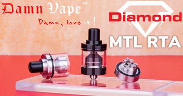 Damn Vape Diamond MTL RTA