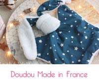 Nin-nin : le doudou Made in France