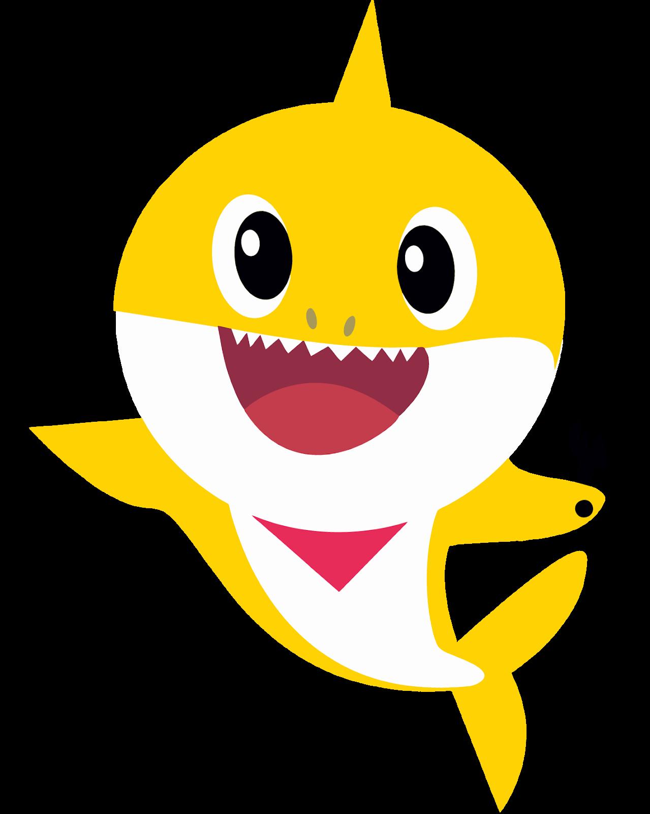 Mamá Decoradora: Baby Shark PNG descarga gratis