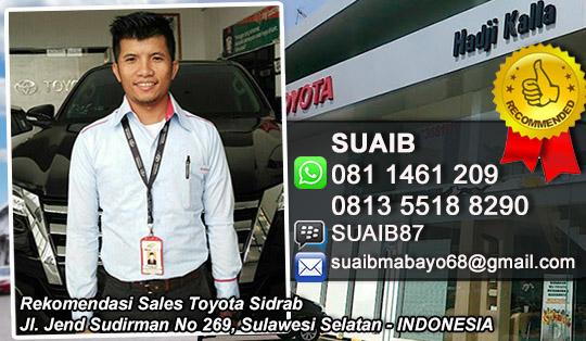 Toyota Sidrap Sulawesi Selatan