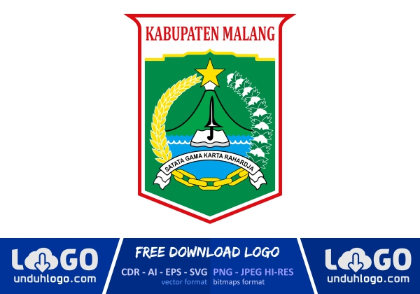 Logo Kabupaten Malang Download Vector Cdr Ai Png