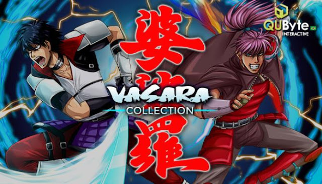 VASARA Collection is a collection of Vasara and Vasara 2 available worldwide. Fight warships, battle tanks, giant robots, evil soldiers and samurai to prevent the capture of Japan in 1600.