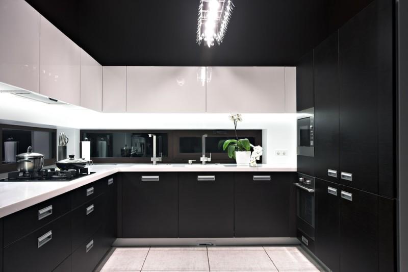 Black and white kitchen design 2017 kitchen ideas for Kitchen design 2017