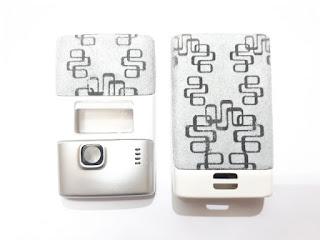 Casing Hape Jadul Nokia 7200 Fashion Phone Housing Fullset
