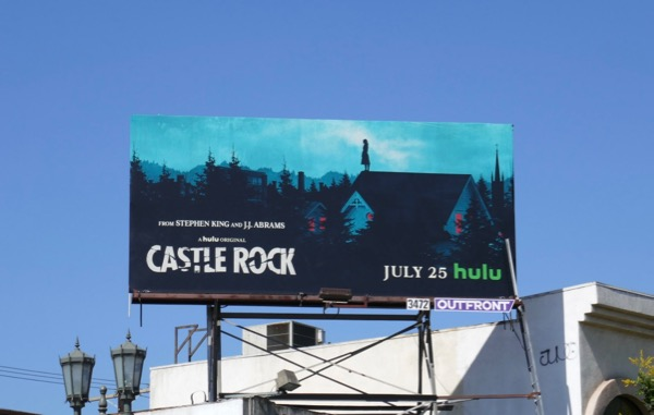 Castle Rock season 1 billboard