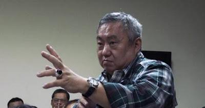 Waduh...!!! Lieus Sungkharisma Suruh Presiden Jokowi 'Buka Telinga', Emang Dia Siapa Ya...