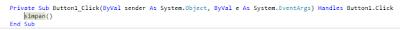 9 - Tutorial Vb.Net - Cara membuat Form Simpan(Input) Ke Database Mysql Memakai Connector Odbc