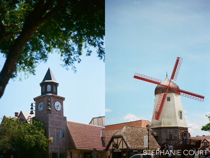 solvang travel photos on film