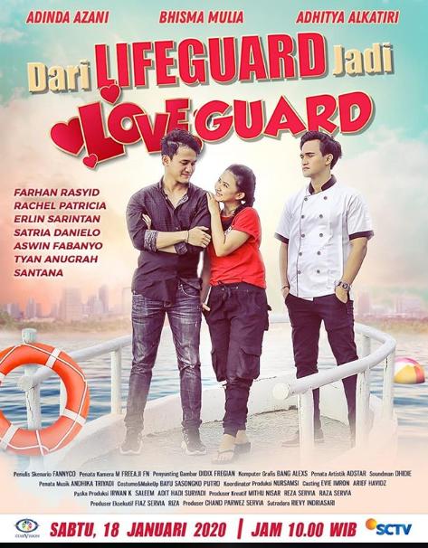 FTV Dari Lifeguard Jadi Loveguard, Pemain, Sinopsis, Video Streaming