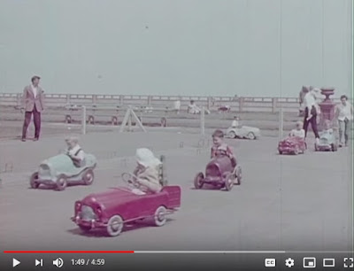 Great Yarmouth 1950s tourism video