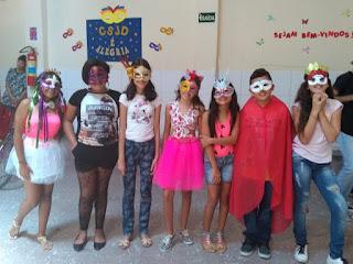 Carnaval no CSJD é tudo de bom...