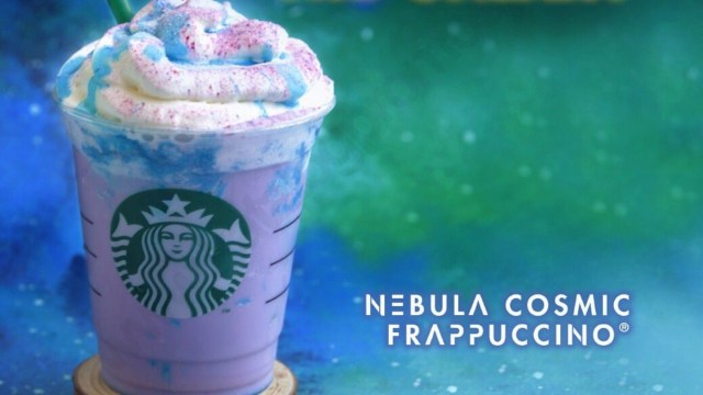 Frappuccino Nebula Cosmic