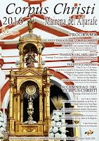 Fiesta del Corpus Christi 2016 - Mairena del Aljarafe