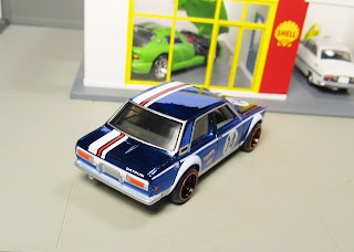 Hot Wheels RLC  Bluebird