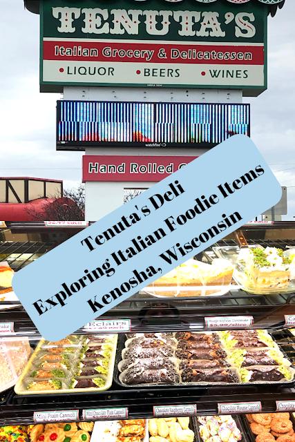 Tenuta's Deli   Exploring Italian Foodie Items   Kenosha, Wisconsin