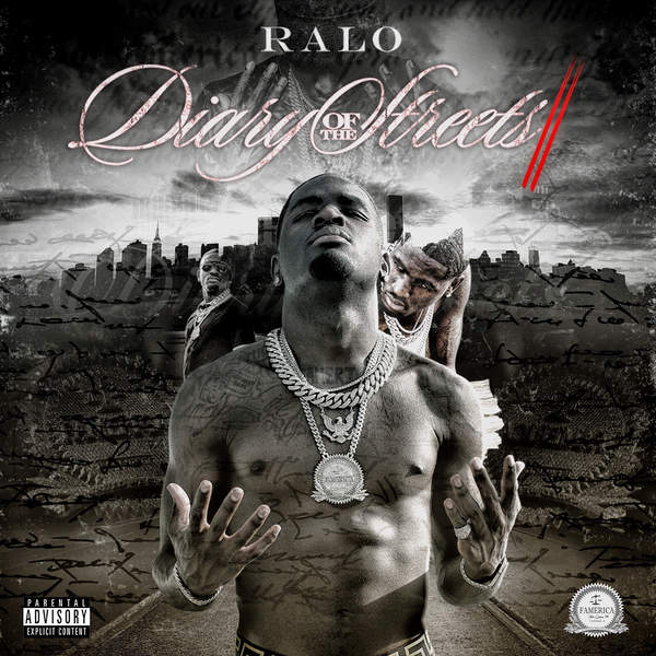 Ralo - Diary of the Streets II Cover