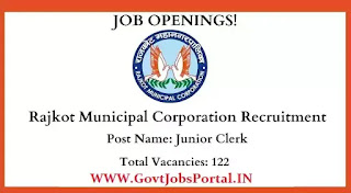 rajkot municipal corporation recruitment 2021