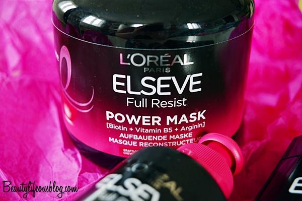 L'Oréal Elseve Full Resist Power Kur