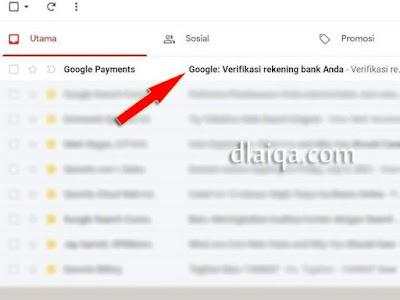 email dari Google