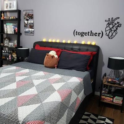 Já pensou em decorar seu quarto gastando pouco? Para você transformar o seu cantinho de dormir, estudar e relaxar.