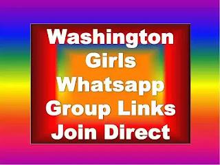 Washington Girls Whatsapp Group Links 2021,  Washington Whatsapp Group Links, Kya Link Se Washington Girls Whatsapp Group Join Karna Sahi Hai? Link Se Washington Girls Whatsapp Group Free Join Kaise Kare? Link Se Washington Girls Whatsapp Group Join Karne Ke Niyam