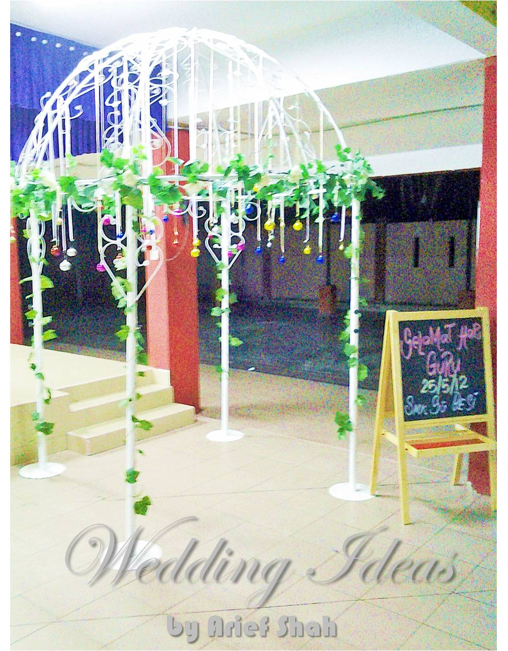 Even its a last minute job but we are so happy working with all the SEMPOI teachers from SMK Sungai Besi. & Wedding Ideas: Teacheru0027s Day Decoration by Wedding Ideas