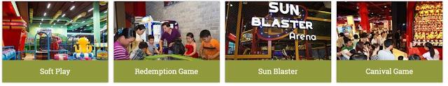 Khu vui chơi trong nhà - Công viên Châu Á (Chudu43.com)