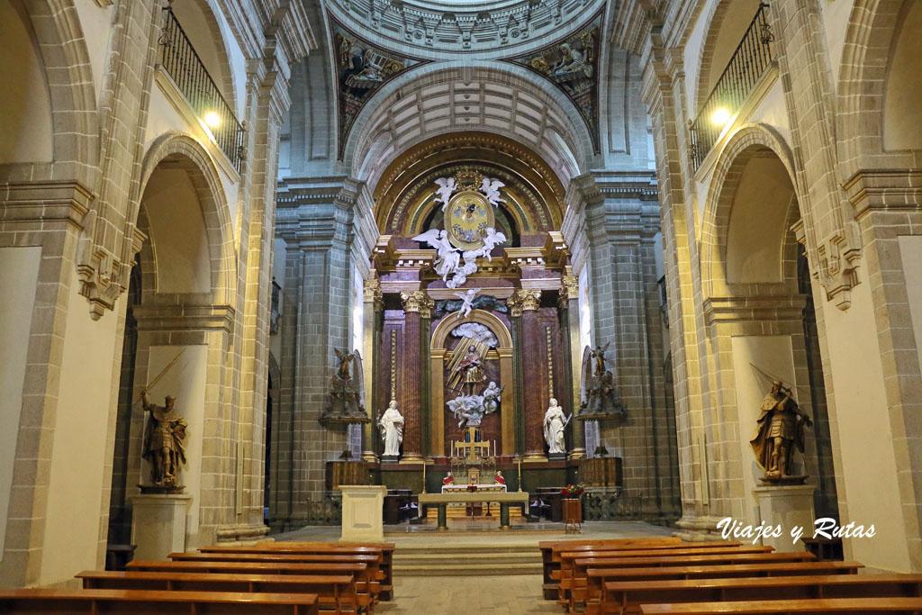 Iglesia del Monasterio de Samos