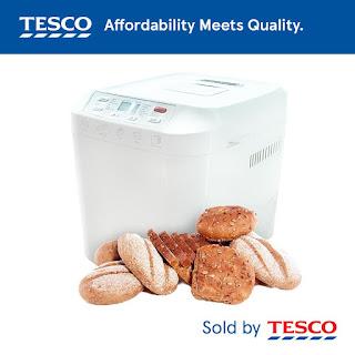 Iklan Tesco Bread Maker