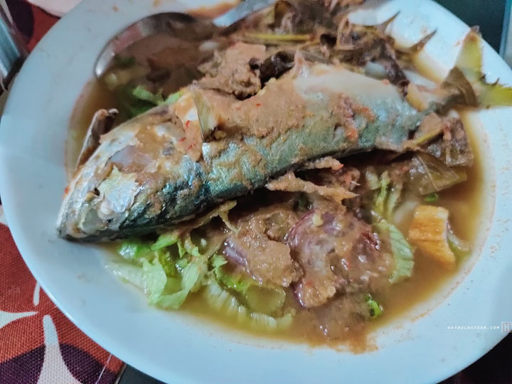 Laksa Ikan Seekor