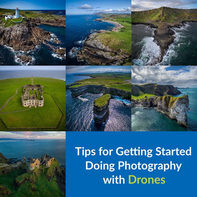 Drone Photography: Tips To Go With Drone Photography