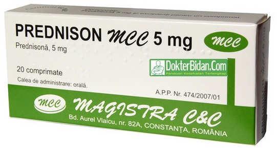 Prednison Obat Anti Inflamasi - Manfaat Dosis Dan Efek Sampingnya Bagi Kesehatan Pasien