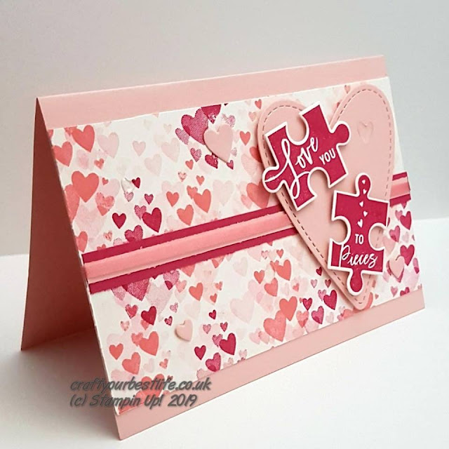 Forever Lovely Stampin Up
