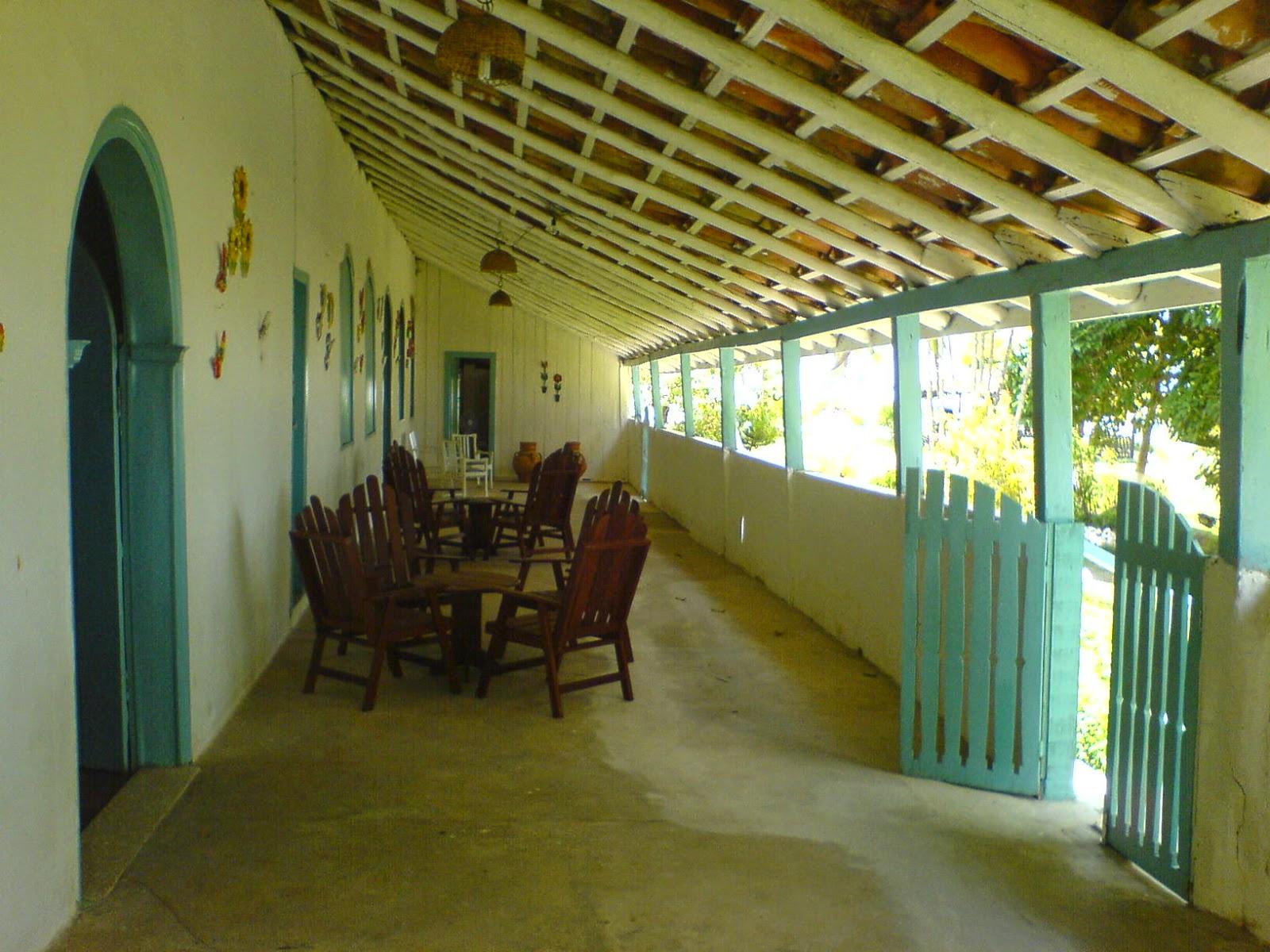 Plantas de casas de sitio com varanda for Decorando casa