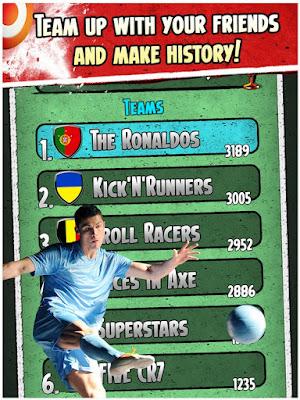 Cristiano Ronaldo: Kick'n' Run v1.0.13 APK