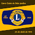 Lions clube de Belo Jardim comemora seus 47 anos